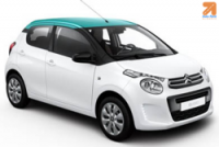 Chevrolet Matiz / Citroen C1 / Peugeot 107 or similar