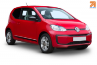 Volkswagen UP / Nissan Micra or similar