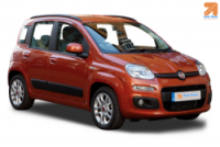 Fiat Panda / Mitsubishi Space Star or similar