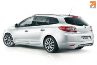 Ford Focus, Opel Astra, Renault Megane SW or similar