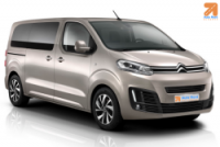 Citroen Jumpy Space Tourer Automatic 9 seater or similar