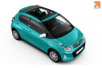 Citroen C1 Convertible Automatic or similar