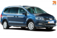 Volkswagen Sharan, Ford S-Max, Ford Galaxy 7 seater or similar