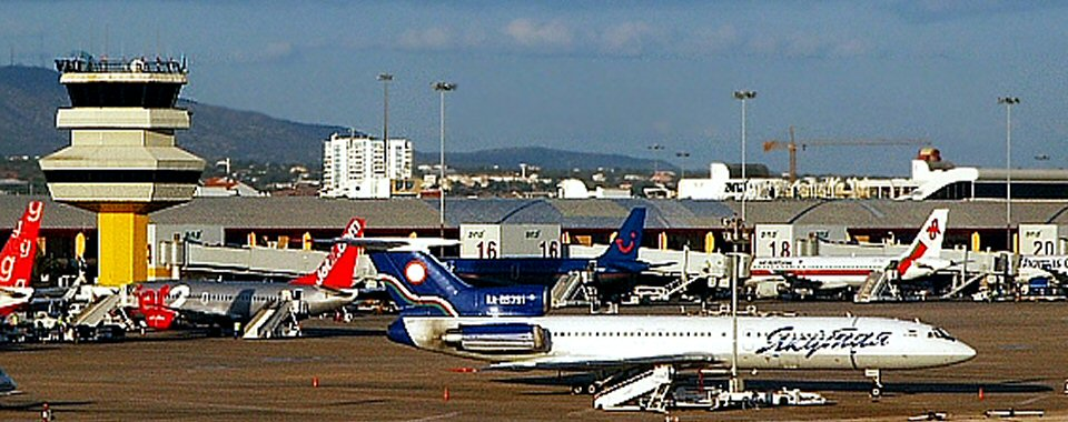 Faro airport is developing with more routes